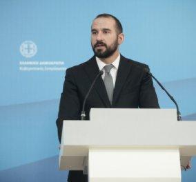 Στηρίζει Αντετοκούνμπο ο Δημήτρης Τζανακόπουλος! Mας προτρέπει να τον ψηφίσουμε  - Κυρίως Φωτογραφία - Gallery - Video