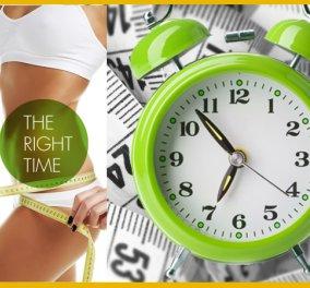 Αν θέλετε να χάσετε βάρος μην ξανά φάτε μεσημεριανό μετά τις 15:00 - Κυρίως Φωτογραφία - Gallery - Video