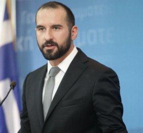 Τζανακόπουλος: Ο Σόιμπλε να μην προσβάλλει την κυβέρνηση & τον πολύπαθο ελληνικό λαό - Κυρίως Φωτογραφία - Gallery - Video