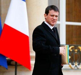 Και επίσημα υποψήφιος για πρόεδρος της Γαλλίας ο Μανουέλ Βαλς - Παραιτείται αύριο από πρωθυπουργός - Κυρίως Φωτογραφία - Gallery - Video