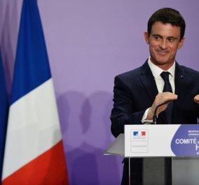 Γαλλία: Την υποψηφιότητά του για την προεδρία  ανακοινώνει ο Μ. Βαλς, το απόγευμα - Κυρίως Φωτογραφία - Gallery - Video