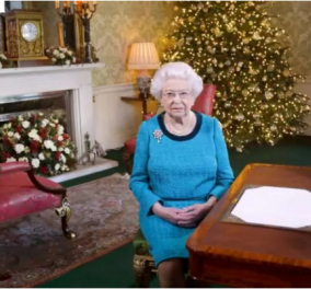 "To Χριστουγεννιάτικο μήνυμα της Βασίλισσας Ελισάβετ: "" Ας παραδειγματιστούμε από τα επιτεύγματα των απλών ανθρώπων""  - Κυρίως Φωτογραφία - Gallery - Video"