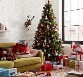 Χριστούγεννα 2016: 39+1 ιδέες για να διακοσμήσετε κάθε γωνιά του σπιτιού σας - Κυρίως Φωτογραφία - Gallery - Video