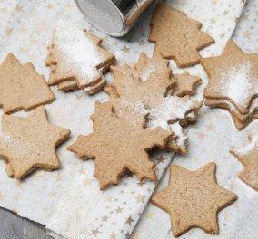 Φτιάξτε μαζί με τα παιδιά σας τα νοστιμότερα Χριστουγεννιάτικα μπισκότα - Με τη συνταγή του Στ. Παρλιάρου! - Κυρίως Φωτογραφία - Gallery - Video