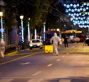 Άνω - κάτω η ΕΛ.ΑΣ: Έκλεισε το κέντρο μετά από σακίδιο με βόμβα  που άφησαν στο υπ.Εργασίας  - Κυρίως Φωτογραφία - Gallery - Video
