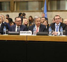 Αυτή είναι η πρόταση του Ν. Αναστασιάδη για τη λύση του Κυπριακού - Ποιοι είναι οι 3 βασικοί άξονες - Κυρίως Φωτογραφία - Gallery - Video