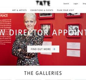 Έπεσε ένα οχυρό! Γυναίκα διευθύντρια για πρώτη φορά στις περίφημες Tate Gallery   - Κυρίως Φωτογραφία - Gallery - Video