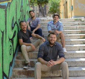 Made in Greece τα αναψυκτικά Three Cents: 3 barmen & 1 επιχειρηματίας ενώνουν τις δυνάμεις τους - Κυρίως Φωτογραφία - Gallery - Video