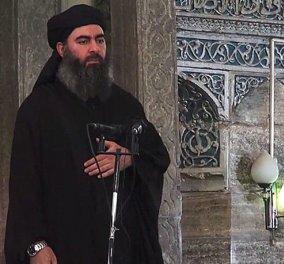 Τραυματίστηκε σοβαρά ο αρχηγός του Ισλαμικού Κράτους Αμπού Μπακρ αλ-Μπαγκντάντι  - Κυρίως Φωτογραφία - Gallery - Video
