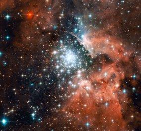 Δείτε τις εκπληκτικές φωτογραφίες των νεογέννητων αστέρων από την  Ευρωπαϊκή Υπηρεσία Διαστήματος  - Κυρίως Φωτογραφία - Gallery - Video
