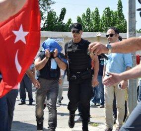 Το συγκλονιστικό βίντεο με τους 8 Τούρκους αξιωματικούς - Ζουν με τον φόβο της απέλασης - Κυρίως Φωτογραφία - Gallery - Video