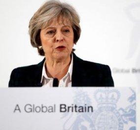 Live: Η Τερέζα Μέι εξηγεί τη στρατηγική του Brexit  - Κυρίως Φωτογραφία - Gallery - Video