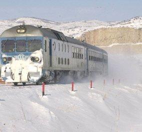 Πανικός σε 4 τρένα: Ταλαιπωρία χωρίς τέλος για εκατοντάδες επιβάτες που έμειναν ακινητοποιημένοι   - Κυρίως Φωτογραφία - Gallery - Video