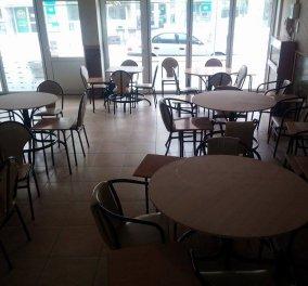 """Σε αυτό το καφενείο οι θαμώνες είναι και επίσημα... """"επαγγελματίες καφενόβιοι""""! Δείτε το """"πτυχίο"""" που μοιράζει ο καφετζής! - Κυρίως Φωτογραφία - Gallery - Video"""