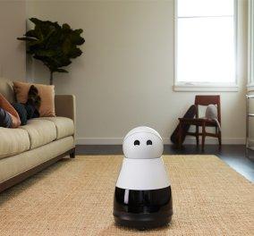 Ο Kuri είναι ένα χαριτωμένο ρομπότ που θέλει να  δώσει χαμόγελο σε κάθε σπίτι - Κυρίως Φωτογραφία - Gallery - Video
