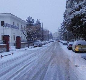 Να τι πρέπει να προσέξουν οι πεζοί & οι οδηγοί όταν υπάρχει πάγος σε δρόμους και πεζοδρόμια  - Κυρίως Φωτογραφία - Gallery - Video