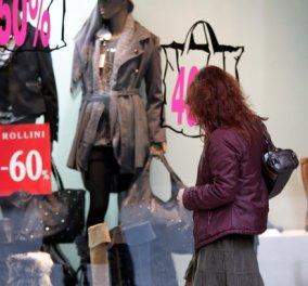 Χειμερινές εκπτώσεις: Ανοικτά σήμερα από τις 11 το πρωί τα εμπορικά καταστήματα - Κυρίως Φωτογραφία - Gallery - Video