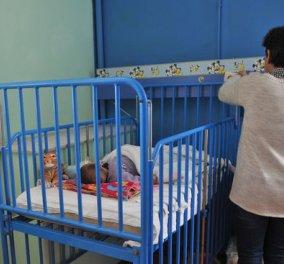 Σε καλά χέρια! Στο Χαμόγελο του Παιδιού τα 3 κοριτσάκια που εγκαταλείφθηκαν στην Πάτρα - Κυρίως Φωτογραφία - Gallery - Video
