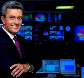 Στις 30 Ιανουαρίου το πρώτο δελτίο του Χατζηνικολάου στον ΑΝΤ1 - Η επίσημη ανακοίνωση του σταθμού  - Κυρίως Φωτογραφία - Gallery - Video
