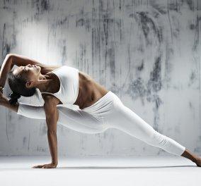 Χρόνιοι πόνοι στην μέση; Η yoga είναι η λύση  - Κυρίως Φωτογραφία - Gallery - Video