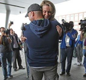 Το love story του μήνα: Παντρεύτηκε τον πυροσβέστη που την έσωσε από την  τρομοκρατική επίθεση στο Μαραθώνιο της Βοστώνης  - Κυρίως Φωτογραφία - Gallery - Video