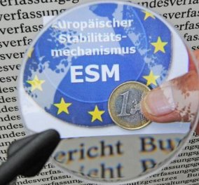 ESM: Στα 32,45 χρόνια αυξήθηκε η μέση διάρκεια αποπληρωμής των ελληνικών δανείων από το EFSF - Κυρίως Φωτογραφία - Gallery - Video