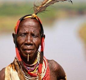 Φώτο: Είμαστε τόσο διαφορετικοί! Πρόσωπα από όλο τον πλανήτη σε όλα τα χρώματα & τις φυλές - Κυρίως Φωτογραφία - Gallery - Video