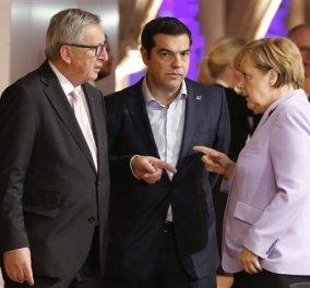 Live: Σύνοδος Κορυφής Μάλτας - Τσίπρας με Μέρκελ και Γιούνκερ - Κυρίως Φωτογραφία - Gallery - Video
