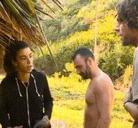 Survivor: Σπαλιάρας- Παπαδοπούλου κόντεψαν να έρθουν στα χέρια- Εξαντλημένη η τραγουδίστρια  - Κυρίως Φωτογραφία - Gallery - Video