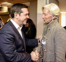 Ορατό ένα καλό τέλος: Πως το ΔΝΤ έκανε πίσω & ο Σόιμπλε ηρέμησε γιά να έχει η Ελλάδα πρόγραμμα; - Κυρίως Φωτογραφία - Gallery - Video