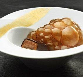 Ποιό είναι το μέλλον των γλυκών; Νέες τάσεις από ταλαντούχους chefs που απογειώνουν τον ουρανίσκο - Φώτο - Κυρίως Φωτογραφία - Gallery - Video