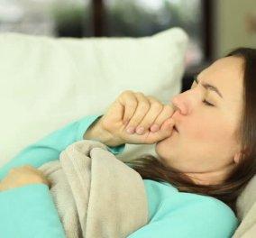 Που μπορεί να οφείλεται ο επίμονος βήχας; Τρία tips για να απαλλαγείτε από αυτόν μια και καλή - Κυρίως Φωτογραφία - Gallery - Video