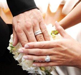 Γιατί φοράμε βέρα στο δεξί όσοι παντρευόμαστε, ξέρετε;  - Κυρίως Φωτογραφία - Gallery - Video