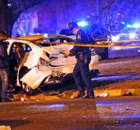 Φώτο - βίντεο: Μακελειό στη Νέα Ορλεάνη: Μεθυσμένος οδηγός έριξε το φορτηγάκι του στο πλήθος -28 τραυματίες, 12 σοβαρά  - Κυρίως Φωτογραφία - Gallery - Video