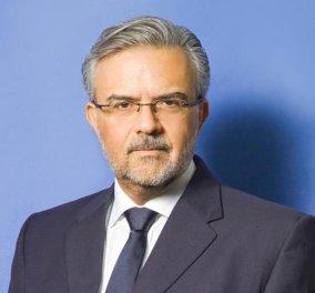 Ο Χρήστος Μεγάλου είναι ο νέος διευθύνων σύμβουλος της Τραπεζας Πειραιώς - Κυρίως Φωτογραφία - Gallery - Video
