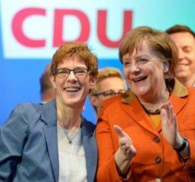 Γερμανικές Εκλογές: Θρίαμβος για την Άνγκελα Μέρκελ στο πρώτο εκλογικό crash test   - Κυρίως Φωτογραφία - Gallery - Video