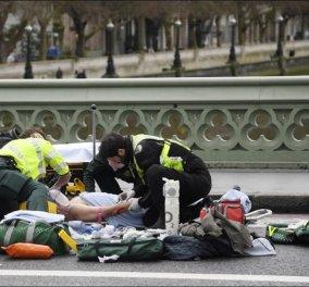 Μακελειό στο Λονδίνο: 5 νεκροί & 40 τραυματίες από την τρομοκρατική επίθεση Ισλαμιστή-  Το ISIS ανέλαβε την ευθύνη  - Κυρίως Φωτογραφία - Gallery - Video