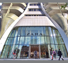 Zara- μαγαζάρα: 6.000 τετραγωνικά - το μεγαλύτερο κατάστημα που έγινε ποτέ! - Κυρίως Φωτογραφία - Gallery - Video