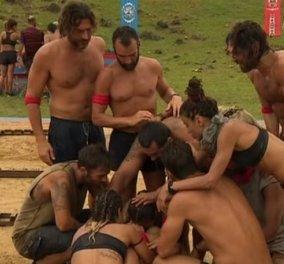 Survivor: Το πιο συγκλονιστικό επεισόδιο μέχρι τώρα - Όλοι οι παίκτες στα όριά τους (Βίντεο) - Κυρίως Φωτογραφία - Gallery - Video