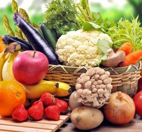 Πρέπει να ξεχωρίζετε τα φρούτα και τα λαχανικά - Ποια αποθηκεύονται χωριστά; - Κυρίως Φωτογραφία - Gallery - Video