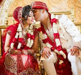 Τα πιο περίεργα γαμήλια έθιμα από τη μία άκρη της γης στην άλλη - Κυρίως Φωτογραφία - Gallery - Video