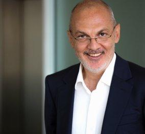 Ο Γιάννης Τροχόπουλος, ο νέος υπεύθυνος της Αθήνας-Παγκόσμιας Πρωτεύουσας Βιβλίου 2018 - Κυρίως Φωτογραφία - Gallery - Video