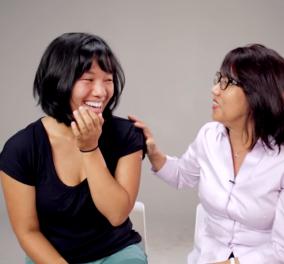 Κόρες υιοθετηθούν το hairstyle που θέλει η μαμά - Πώς τους φαίνεται εν τέλη; - Κυρίως Φωτογραφία - Gallery - Video