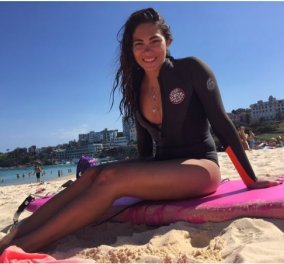 Survivor: Η Ευρυδίκη Βαλαβάνη σε σικ- σέξι φωτογράφιση εσωρούχων πριν φύγει για Άγιο Δομίνικο - Κυρίως Φωτογραφία - Gallery - Video