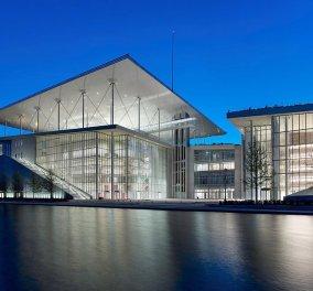 Η απάντηση - φωτιά του Κέντρου Πολιτισμού του Ιδρύματος Σταύρος Νιάρχος στην παραίτηση του Γιώργου Κιμούλη - Κυρίως Φωτογραφία - Gallery - Video