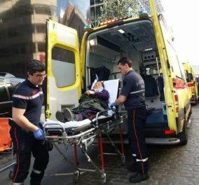 Επίθεση με μαχαίρια στις Βρυξέλλες από υποστηρικτές του Ερντογάν - Σε κρίσιμη κατάσταση μία γυναίκα (Φωτό-Βίντεο) - Κυρίως Φωτογραφία - Gallery - Video