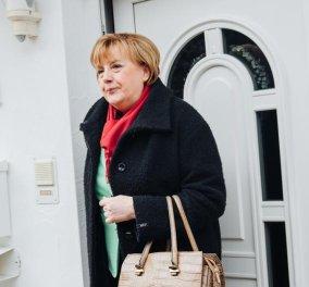 Πολωνέζα είναι ίδια η Αγκελα Μέρκελ -Αυτή είναι η επαγγελματίας σωσίας της Γερμανίδας καγκελαρίου  - Κυρίως Φωτογραφία - Gallery - Video