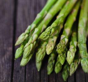 Λαχανικά που μας τροφοδοτούν με βιταμίνες – Σπαράγγια, γλυκοπατάτα, πιπερόριζα - Κυρίως Φωτογραφία - Gallery - Video