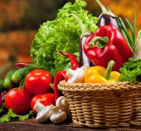 Νέα έρευνα αποκαλύπτει: Ζουν περισσότερο όσοι τρώνε 10 μερίδες φρούτα & λαχανικά την ημέρα - Κυρίως Φωτογραφία - Gallery - Video