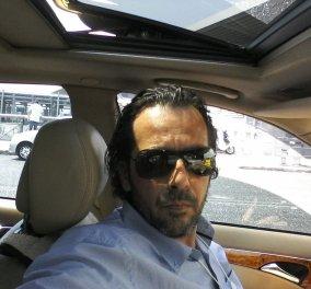 Οι πρώτες φωτό του άτυχου 52χρονου ταξιτζή που δολοφονήθηκε από τον μανιακό στην Κηφισιά - Κυρίως Φωτογραφία - Gallery - Video